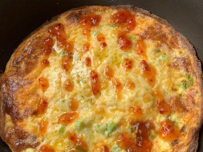 Sweet Chilli Omelette