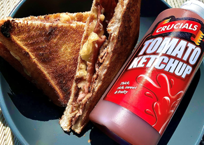 Bacon & Cheese Toastie